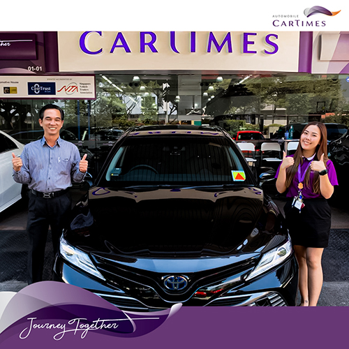 Pearl Goh CArtimes Used/New Car Review