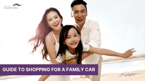 Guide To Shopping For A Family Car
