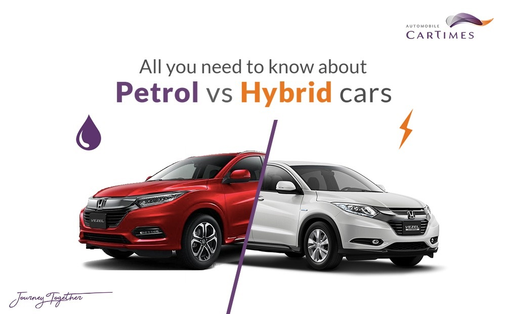 All You Need To Know About Petrol VS Hybrid Cars in Singapore Car Tips