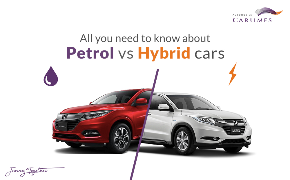 All You Need To Know About Petrol VS Hybrid Cars in Singapore